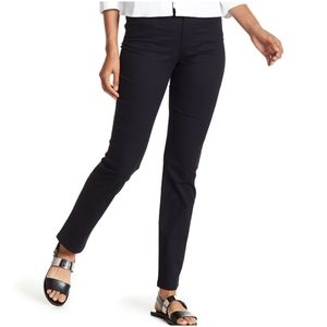 Lafayette 148 Curvy Slim Leg Pant